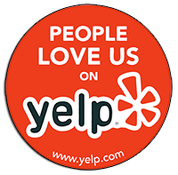 Love Us On Yelp!